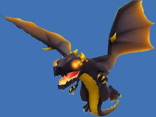 clash of clans dragon level 6 wwwpixsharkcom images