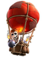 globo de Clash of Clans