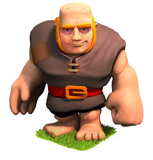 gigante clash of clans