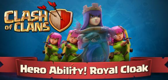 La Reina arquera - Guia Clash of Clans