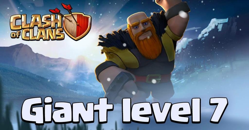 Gigante nivel 7