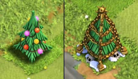 Next Update Christmas 2014 Guia Clash Of Clans