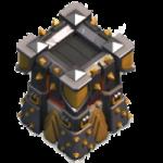 torre de arqueras nivel 12