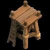 torre de arqueras nivel 2