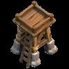 torre de arqueras nivel 4