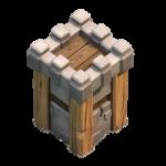 torre de arqueras nivel 7