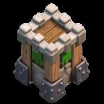 torre de arqueras nivel 9