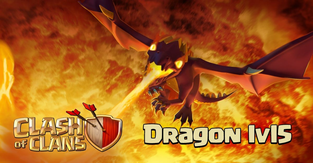 dragón nivel 5