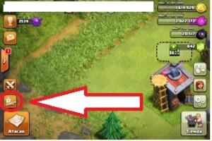 Nuevo botón creación tropas