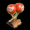 Bomba aérea nivel 1 y 2
