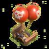 Bomba aérea nivel 3 y 4