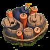 Conjunto de explosivos nivel 3 y 4