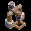 Extractor de elixir oscuro nivel 1