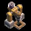Extractor de elixir oscuro nivel 3