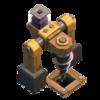 Extractor de elixir oscuro nivel 4