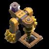 Extractor de elixir oscuro nivel 6