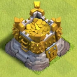 Almacén nivel 12 de oro