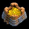 Almacén nivel 3 de oro