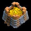 Almacén nivel 4 de oro