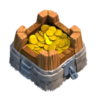 Almacén nivel 5 de oro