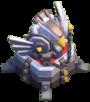Aguila de artilleria 1
