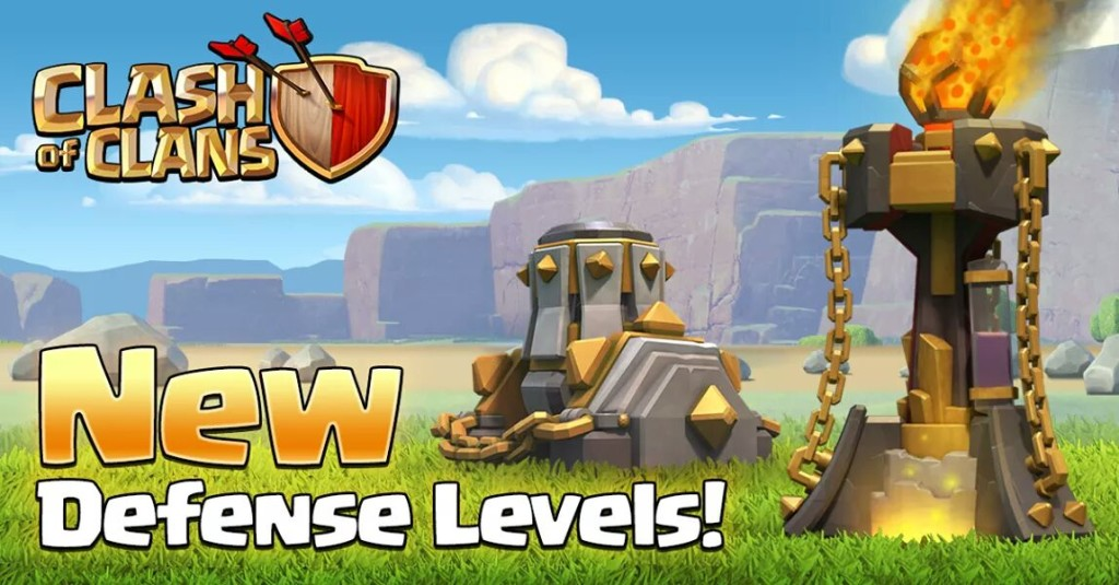Nuevos niveles