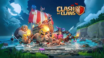Actualización Clash of Clans mayo 2017